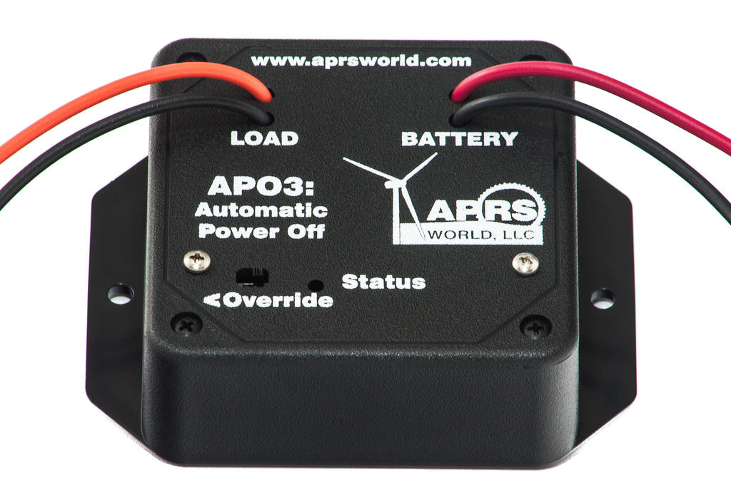 APRS5010: Automatic Power Off, Solid State (APO3SS), Bare Wire Leads