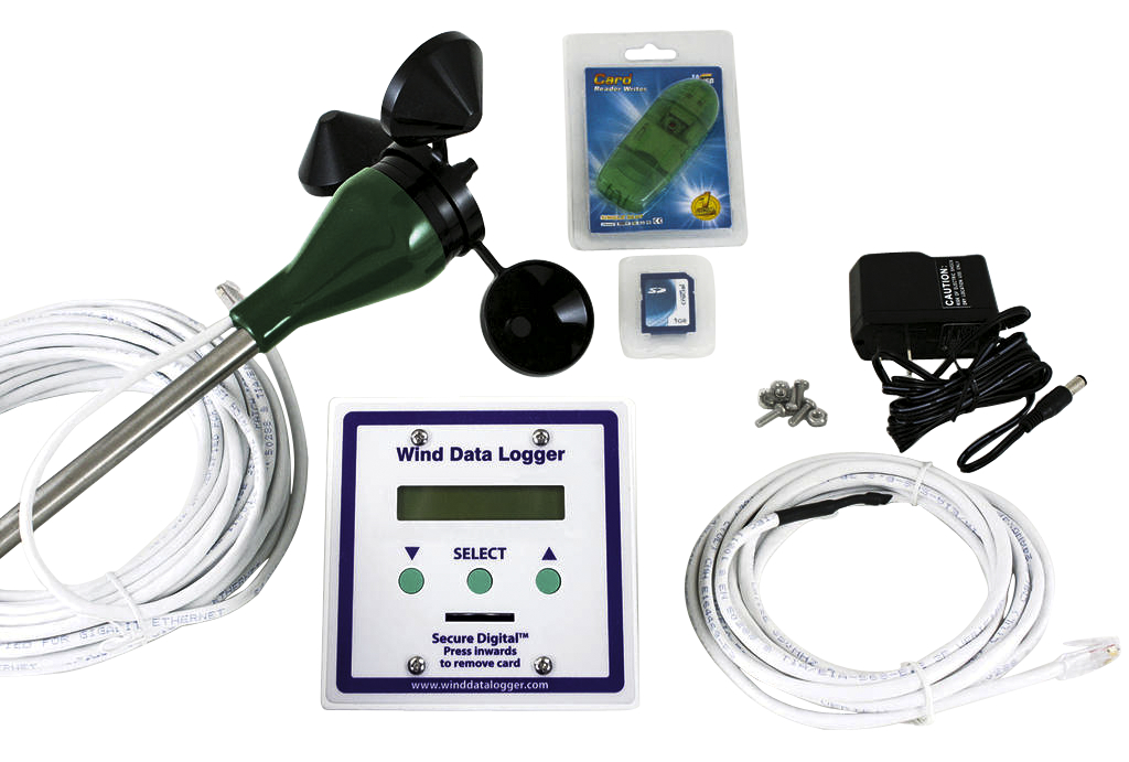 APRS6055: Wind Data Logger #40R Starter Package