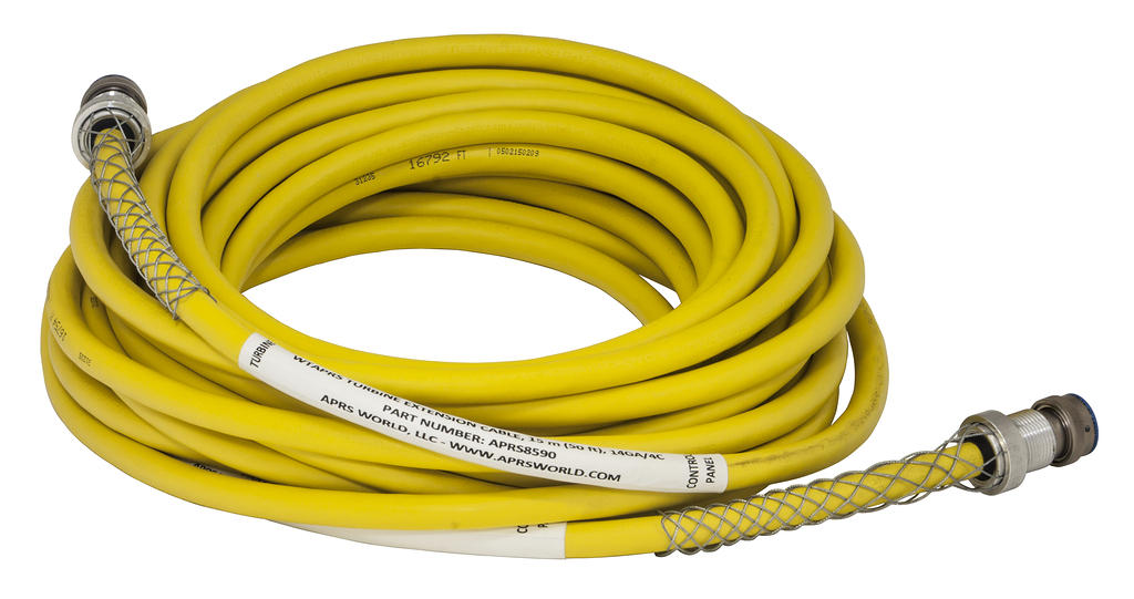 APRS8590: WTAPRS Output Cable, Extension, 15 m (50 ft)