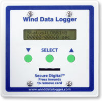 Wind Data Logger and Packages