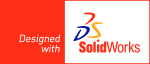 We Design with Solidworks